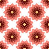 Floral pattern seamless Royalty Free Stock Photo