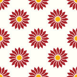 Floral pattern seamless Stock Photos