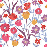 Floral pattern. Stock Images