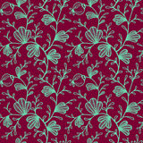 Floral pattern Stock Photos