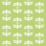Floral pattern. Seamless vector pattern. Royalty Free Stock Photography