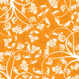 Floral pattern, vector Royalty Free Stock Photo