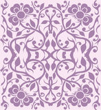 Floral pattern - vector Stock Photography