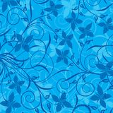 Floral pattern, vector Stock Image