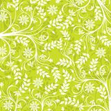 Floral pattern, vector Royalty Free Stock Photography