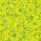 Floral pattern, vector Royalty Free Stock Photos