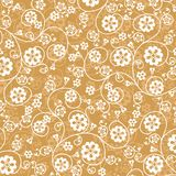 Floral pattern, vector Stock Photo