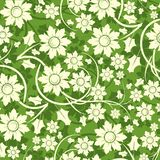Floral pattern, vector Royalty Free Stock Images