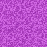 Floral pattern vector illustration Royalty Free Stock Photos