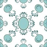 Floral  pattern Stock Photo
