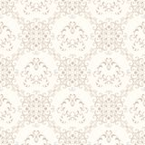Floral pattern wallpapers in the style of Baroque . Modern texture illustration.  Stock Photos