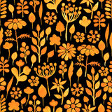 Floral pattern. Stock Image