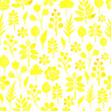 Floral pattern. Royalty Free Stock Images