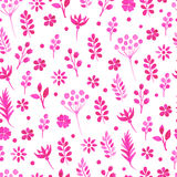 Floral pattern. Royalty Free Stock Photos