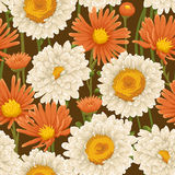Floral pattern stock illustration