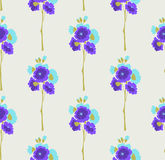 Floral peony seamless pattern. Flowers . Vector illustration eps 10 vector illustration