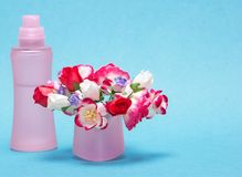 Floral perfume Royalty Free Stock Images