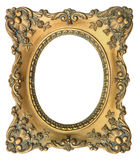 Floral Picture Frame Royalty Free Stock Photography