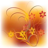 Floral Pictures Stock Images