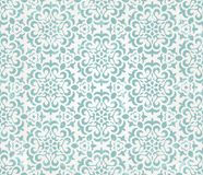Floral retro wallpaper Royalty Free Stock Photos