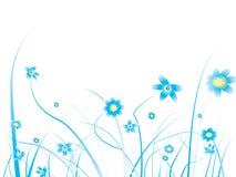 Floral rigide Photographie stock