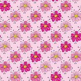Floral seamles pattern Stock Photo