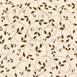 Floral seamless Royalty Free Stock Image