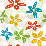 Floral seamless Stock Photos