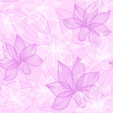 Floral seamless Royalty Free Stock Photography