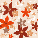 Floral seamless Royalty Free Stock Photo