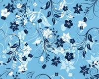 Floral seamless stock illustration