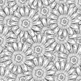 Beautiful vintage seamless floral background Royalty Free Stock Photo