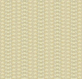 Floral seamless background. Abstract beige and brown floral geometric Seamless Texture Royalty Free Stock Photo