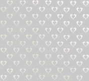 Floral seamless background. Abstract grey and white floral geometric Seamless Texture Stock Photography