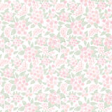 Floral seamless background. Abstract ornament geometric texture. Royalty Free Stock Images