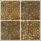 Floral seamless background. Royalty Free Stock Images