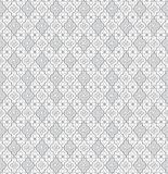 Floral seamless background. Abstract white and white floral geometric Seamless Texture Royalty Free Stock Images