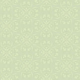 Floral seamless background. Decorative floirish pattern. Floral Stock Photos