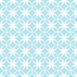 Floral seamless background. Vector wallpaper Stock Images