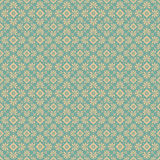 Floral Seamless Background Pattern Stock Photography
