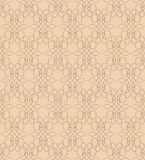 Floral seamless background from vignette Stock Photography