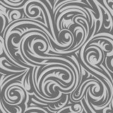Floral seamless ornament Royalty Free Stock Images