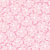 Floral seamless ornament Royalty Free Stock Image