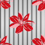 Floral seamless paееern Royalty Free Stock Photography