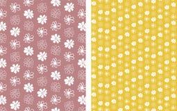 Floral seamless pattern 1. Floral seamless pattern background, element for design, vector illustration Royalty Free Stock Image