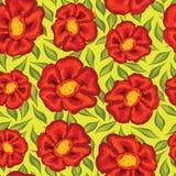 Floral seamless pattern. Stock Photos