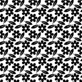 A floral  seamless pattern. Royalty Free Stock Photography