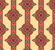 Floral seamless pattern. Abstract geometric ornament Oriental ornamental background. Stock Images