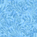 Vector foral seamless pattern. Royalty Free Stock Image