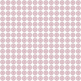 Floral  seamless pattern background. An illustration of floral pink white   seamless background wallpaper  ready for use for desktop, presentation,  invitation Royalty Free Stock Photo